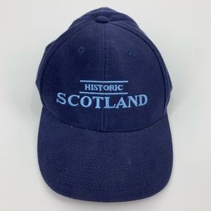 Scotland hat baseball cap cotton adjustable size